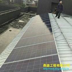 工廠屋頂 - 太陽能節電/發電 系統